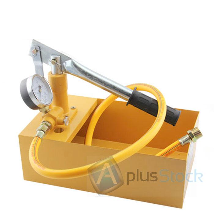 2 5mpa hydraulic manual testing pump pipeline pressure Hydraulic motor testing