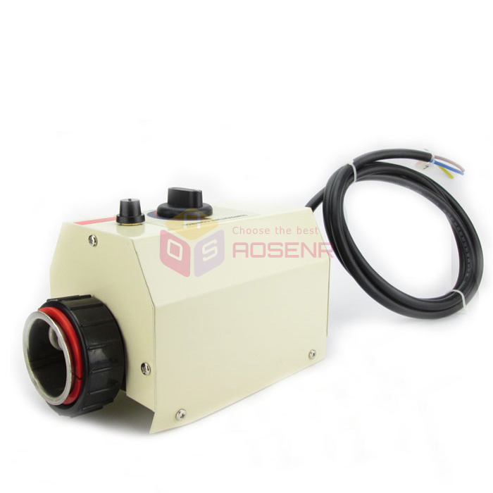 Coasts 3kw Swimming Pool Spa Hot Tub Electric Water Heater Thermostat 220v Ebay