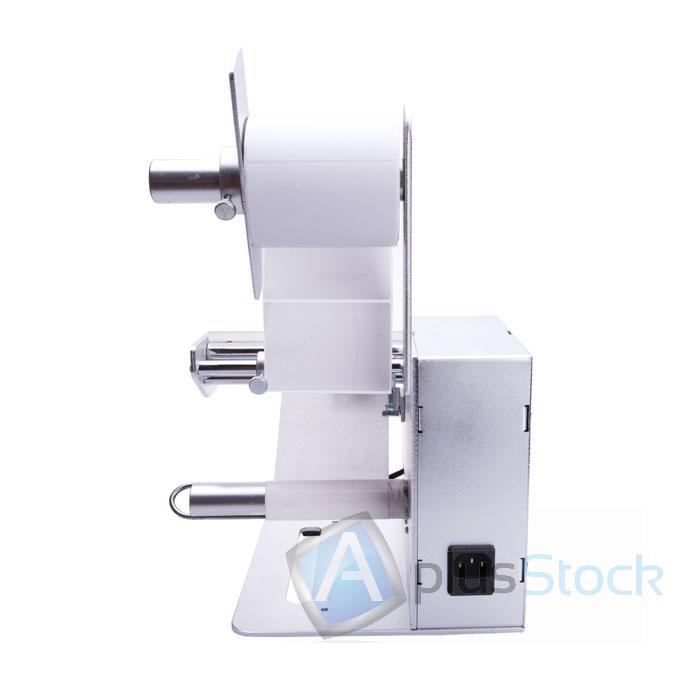 Automatic Label Dispenser ~ Digital automatic label dispenser machine auto stripper