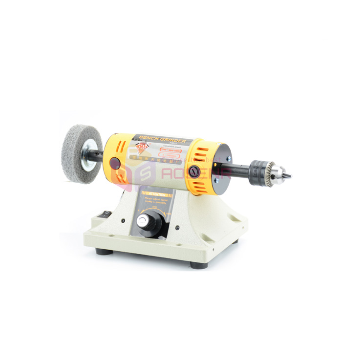 shaft polishing machine