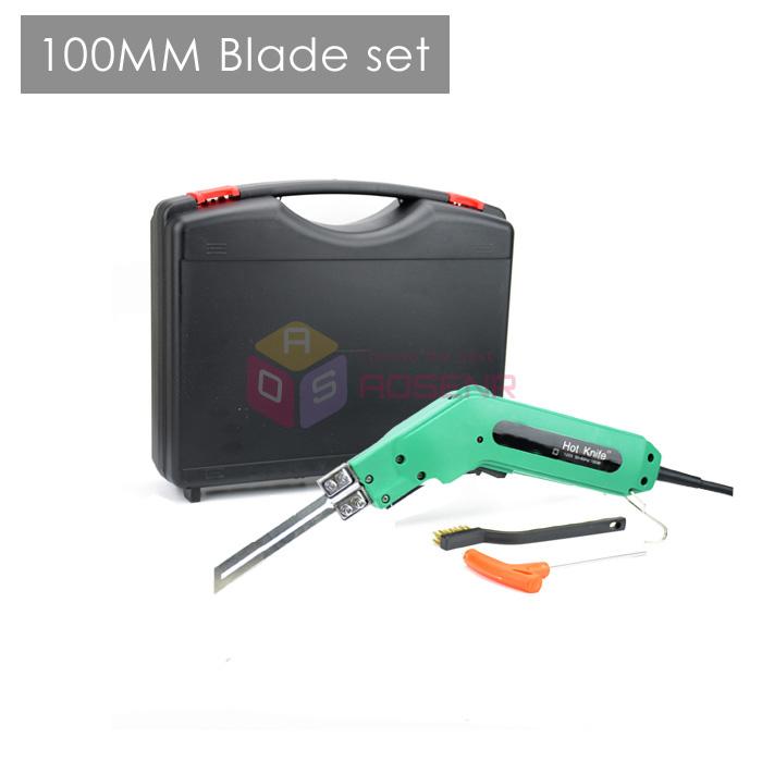 Styrofoam Hot Wire Knife Electric Foam Cutter Grooving Rope Cutter ...