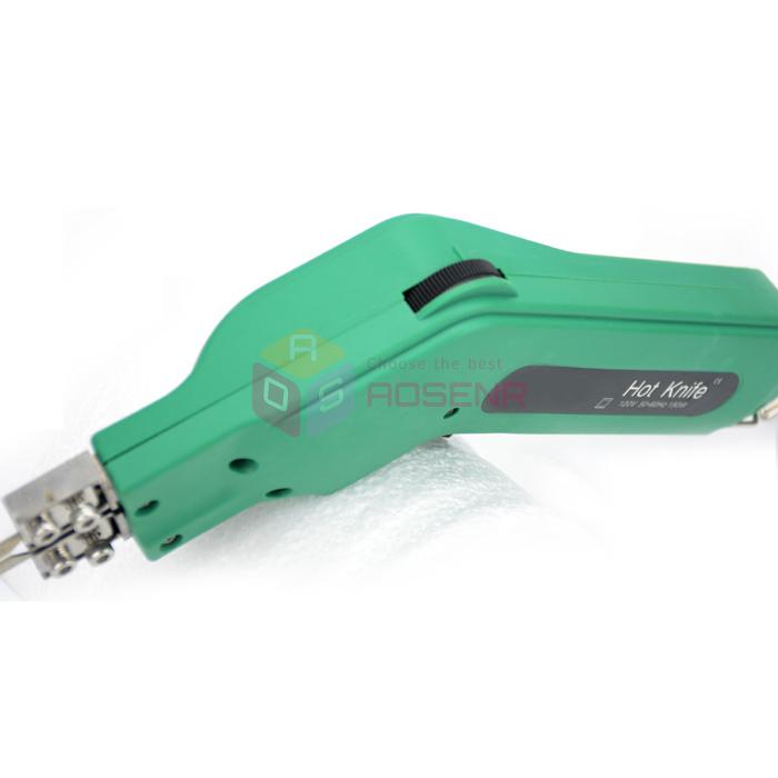 NEW 110V KD-5 Groove Electric Hot Knife Foam Cutter Heat Wire ...