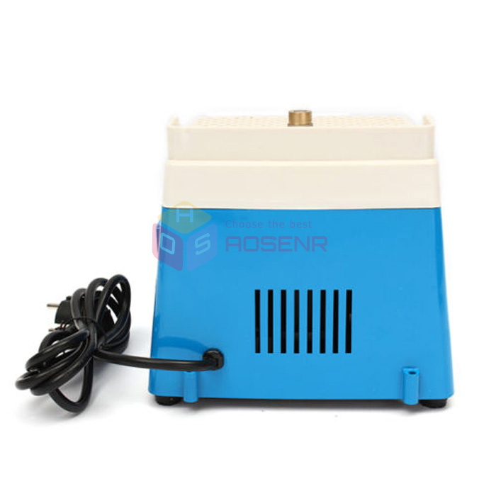 110V Mini Automatic Water Stained Glass Grinder DIY Desktop Grinding Machine
