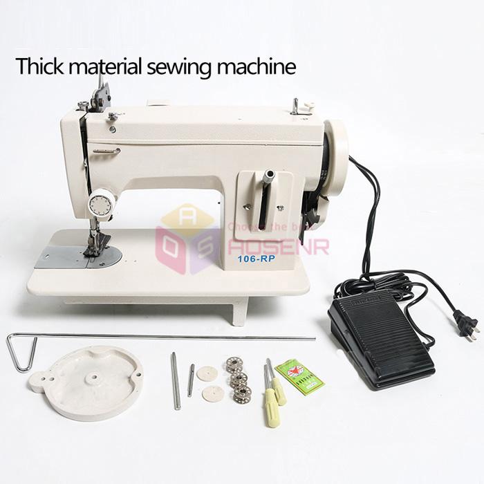 Heavy Duty Walking Foot Zigzag Stitch 40''inch Arm Leather Fur Sewing Inspiration Fur Sewing Machine Canada